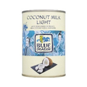 Blue Dragon Light Coconut Milk 400ml - BLD-010340