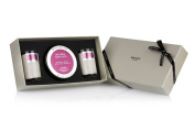Bahoma Passion Luxurious Gift Box with 250 g Bath Salt/ Two Travel Candles