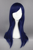 60cm Long Straight Cosplay Wigs For CLANNAD/Vocaloid And Halloween