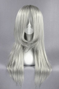65cm Long Straight Cosplay Wigs For CLANNAD/Vocaloid And Halloween