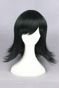 40cm Short Straight Cosplay Wigs For One Piece And Halloween Cosplay