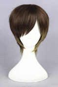 32cm Lolita Style Straight BB Wigs For Woman Daily Makeup And Halloween Cosplay