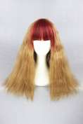 60cm Lolita Style Curly Wigs For Woman Daily Makeup And Halloween Cosplay