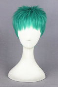 28cm Short Cosplay Wigs For One Piece And Halloween Cosplay