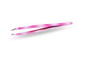 Brand New Professional Eyebrow Tweezers, Slanted, Hair Removal Tweezers Slant Tip - Stainless Steel