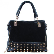 Fashion Gallery Korean Stylish Rivet Handbag Shoulder Bag