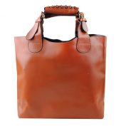 Fashion Gallery Vintage Office Work Shopper Totes Handbag
