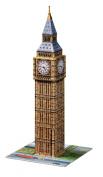 1 X Ravensburger Big Ben Building 3D Puzzle, 216 piece