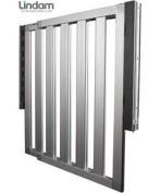 Lindam Numi Extending Wall Fix Aluminium Safety Gate.
