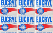 Eucryl Original Stain Removing Toothpowder 50g x 24 Packs