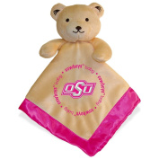 Baby Fanatic Security Bear Pink, Oklahoma State University