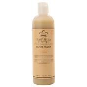 Raw Shea Butter Body Wash 380mls