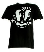 Pepsi Crew 3 Face T-Shirt Black Men's