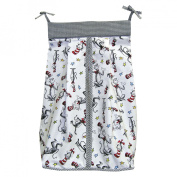 Trend Lab 30037 Dr. Suess Cat In The Hat Nappy Stacker
