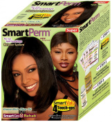 Smart Perm Relaxer Hair Care Kit, Super