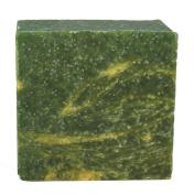 Spring Rain Scent Scrub Soap for Men Handmade All Natural 130ml