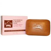 Patchouli & Buriti Soap, 150ml (141 g) - Nubian Heritage - UK Seller
