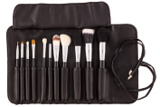 Thea Goddess Collection Professional 11 pc Makeup Brush Set