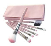 Fraulein3 °8 Professional Set Of 7 Pcs Make Up Brushes With Case