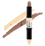 NYX Wonder Stick Highlight & Contour Stick colour WS01 Light / Medium