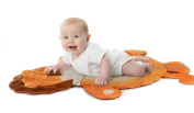 Lil' Jumbl Colourful Animal-Shaped Play Mat for Baby & Toddler - Lion