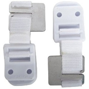 Safety 1st Furniture Wall Straps - 12 Straps