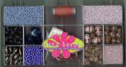 Bead Bazaar Mystics Bead Kit - Makes 15 to 20 Accessories