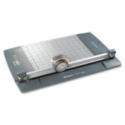 """Rotary Paper Trimmer, 45mm, 18"""", 15 Sht Cap, 9""""x27""""x4"""", GY, Sold as 1 Each"""