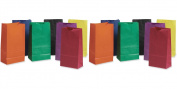 Pacon Rainbow Bags, 6 x 3 5/8, Pack Of 28, 2 Packs