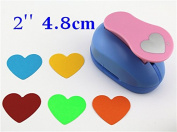 CADY Clever Lever Craft Punch 5.1cm paper punches paper punch heart