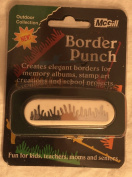 Mcgill Outdoor Collection Border Punch Grass