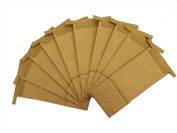 HB Bunny Wire Close Kraft Paper Bags w/Labels