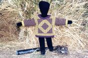 Michele Wyman's Field of Dreams Baby Sweater Knitting Pattern S032