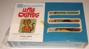 Spinnerin Little Critters - Timid Tiger Latch Hook Kit