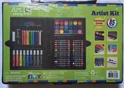 Art 101 - Artist Kit - 85pcs