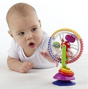 Plastic Toy Gift Baby Sassy Develop Wonder Wheel Multi-touch Inspire Senses 1pc