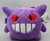 Gengar Pokemon 15 Cm Anime Animal Stuffed Plush Plushies Doll Toys