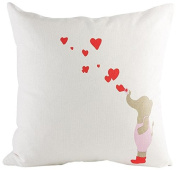 Lil' Pyar Haati Pillow - Hearts