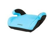 Cosco Juvenile Top Side Booster Car Seat, Turquoise, Child Pad Comfort Comfy