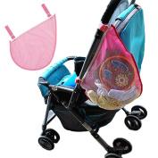 FEITONG® Baby New Stroller Pushchairs Pram Basket Toys Nappy Net Mesh Storage