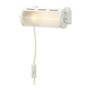 SMYG Wall lamp, white