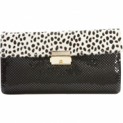 Whiting and Davis Calf Hair Clutch