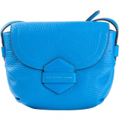 Marc By Marc Jacobs Blue Leather Half Pipe Annable Crossbody Bag M0003374