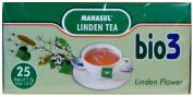 MANASUL TILA TEA BIO 3 IS NATURAL, GENTLE MANASUL LINDEN TEA GREAT FOR REJUVINATION, RELAXATION, AND COLDS