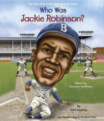 Who Was Jackie Robinson? [Audio]