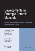 Developments in Strategic Ceramic Materials