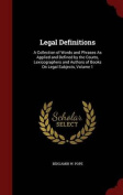 Legal Definitions