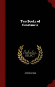 Two Books of Constancie