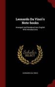 Leonardo Da Vinci's Note-Books