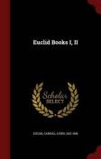 Euclid Books I, II